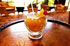 Mai Tai Recipe served at Ohana in Polynesian Resort at Disney World