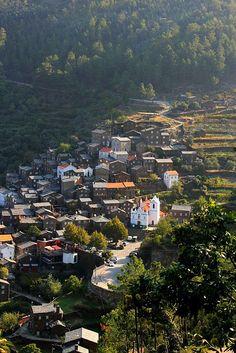 Aldeia de Piódão, Serra do Açor, Arganil.
