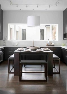 contemporary kitchen by Nest Architectural Design, Inc.