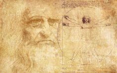 Leonardo da Vinci,  geboren in de Florentijnse republiek in Toscane. Kunstenaar in de Renaissance bekend om zijn schilderij : mona Lisa .