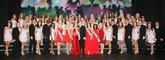 State pageant for Teen, Miss and Mrs. contestants