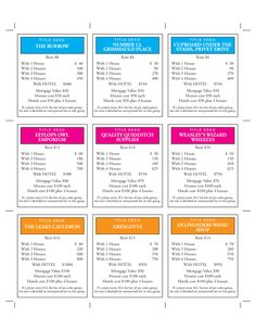 monopoly property cards template - Google Search … | Kids ...