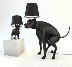 Lámparas perro  #Iluminación  #Lighting