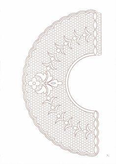 Archivo de álbumes - plantillas de sonseca Irish Crochet, Crochet Lace, Jewelry Design Drawing, Bobbin Lace Patterns, Lacemaking, Parchment Craft, Crochet Books, Needle Lace, Lace Collar