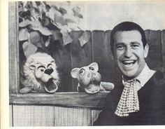 Soupy Sales from back in the day in Detroit