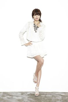 """Sooyoung """"I Got A Boy"""" 9th January 2013 interview press photo."""