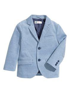 Marled jacket