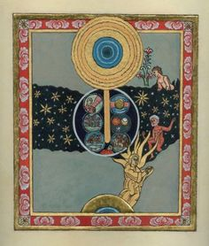 THE LIBERATOR Hildegard of Bingen's first vision of the second part of the Scivias
