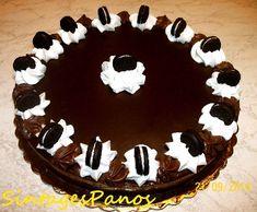 Τούρτα oreo chocolate