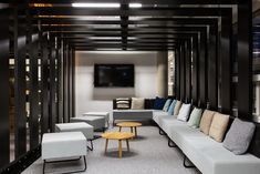 ThirdWay Interiors has completed the new office design of John Brown Media in London which was recently acquired by Aegis Dentsu.