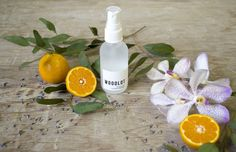 Lavender and Bergamot Cocktail, a Refreshing Mist For Your Home