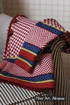Founders' Fest Machine Knitting Workshop - July 25/26, 2015