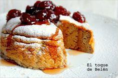 Todavía no habéis probado este pastel ?? pues a  que esperas... es sin gluten,  a si que es genial, no lleva nada de harina y estos son:...