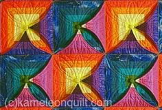 It is Festival time again over at Amy's Creative Side. Since I am working on projects that cannot be shown yet, I decided to write about an older quilt this time, – and then I thought, …