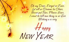 happy new year wishes happy new year poem happy new year facebook happy new
