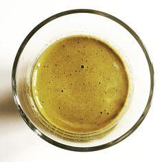 Spiced-up Monday morning #juicing #kale #ginger #bloodorange #carrot #spoonfulness