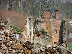Oradour -sur-Glane.