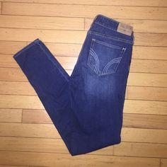 Hollister Super Skinny Jeans NWOT! Never Worn! Hollister Super Skinny Jeans. Size: 7R. 99% Cotton. 1% Elastane. Hollister Pants
