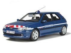 81372 Peugeot 306 S16 Gendarmerie BRI 1998