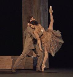 52-year-old ballerina Alessandra Ferri blows her teenage hologram self away in new ad