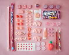 PINK the sugar series by sugartowne on Etsy, $18.00