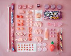 Rosa - la serie de azúcar