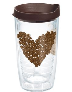 I Love Coffee - Wrap with Lid   16oz Tumbler   Tervis®