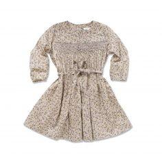 Buy_Gretchen Dress - Liberty Fairford Print_Desginer Baby Clothes - Marie Chantal UK