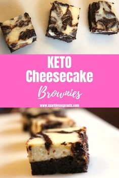 Rich and fudgy brownies with a decadent cream cheese layer that makes these brownies something to remember...and no one would ever believe they are KETO friendly. . #keto #brownies #cheesecake #sweettreat #sparklesnsprouts #ketogirl #ketoAF #ketorecipes