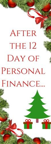 Prioritize Financial Success in 2018: Concluding Thoughts on 12 Days of Personal Finance – The Mastermind Within