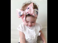 Valerina para bebe de tela en una sola pieza VIDEO No. 122 - YouTube