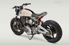 Virago XV920 - sempre vou postar aqui as Yamaha preparadas pela Classified Moto