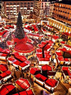 Cologne, Germany is on Conde Nast's list as one of 14 cities with the most Christmas spirit.