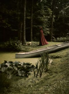 The Canoe | From a unique collection of photography at https://www.1stdibs.com/art/photography/