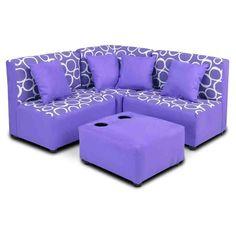 Kids Sectional Sofa