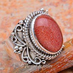 goldstone Minerals, Gemstone Rings, Gemstones, Jewelry, Jewlery, Gems, Jewerly, Schmuck, Jewels
