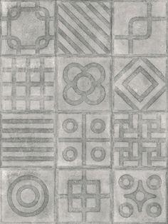WORLD STREETS ANTISLIP: Paulista Cemento Antideslizante - 20x20cm. | Pavimento - Porcelánico | VIVES Azulejos y Gres S.A.