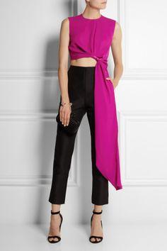 Roksanda Colour-Block Jumpsuit
