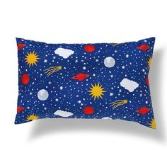 Astro Pillowcase Set by Arro Home