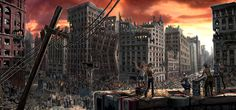 Its the End of the World as We Know It by R-Tan.deviantart.com on @deviantART