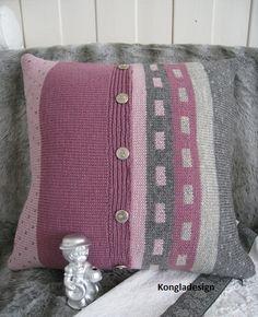 "Pute redesign ""Gerd"" - dinbod.no Throw Pillows, Toss Pillows, Cushions, Decorative Pillows, Decor Pillows, Scatter Cushions"