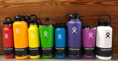 Instead of buying plastic water bottles, go for reusable glass or metal bottles. I suggest a Hydro Flask. Cute Water Bottles, Water Bottle With Straw, Best Water Bottle, Steel Water Bottle, Hydro Flask Sizes, Hydro Flask Water Bottle, Insulated Water Bottle, Coffee Flask, Hydration Bottle
