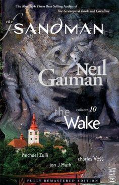 Sandman Vol. 10: The Wake (New Edition) (Sandman (Graphic Novels)):Amazon:Books
