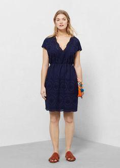 Dresses Plus sizes | Violeta by MANGO USA
