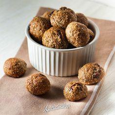 Aga ma smaka: Zdrowa słodkość czyli kuleczki sezamowe