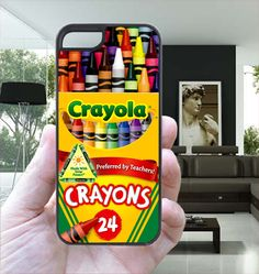 Melting Crayola Crayons For iPhone 5c Case | onlinefida - Accessories on ArtFire