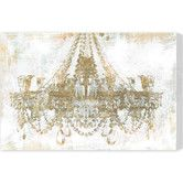 Found it at Wayfair - Oliver Gal Gold Diamonds Graphic Art on Canvas