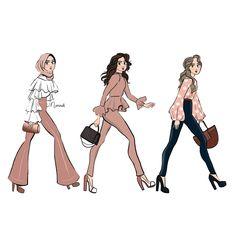 Keep moving on. . . . . . . . #namirahsketches #illustration #hijab #pelukis #fashiondesign #fashionillustrator #fashion #artdesign #malaysian #malaysianartist #instaart #malaysianillustrator #fashion #digitalart #sketches #senilukis #lukisandigital #fesyen #instagrammers #freelancer #freelancefashionillustrator #lifestyle #fesyen #instafamous #hijabista #dailyart #adobephotoshop