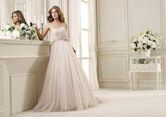 Moda sposa 2014 - Collezione NICOLE.  NIAB14090PK. Abito da sposa Nicole.