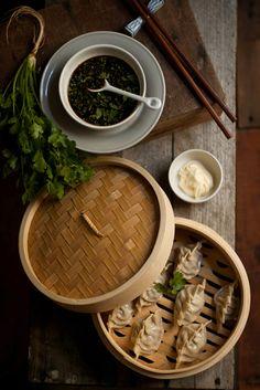 Gyoza dumplings | Adeline & Lumiere)